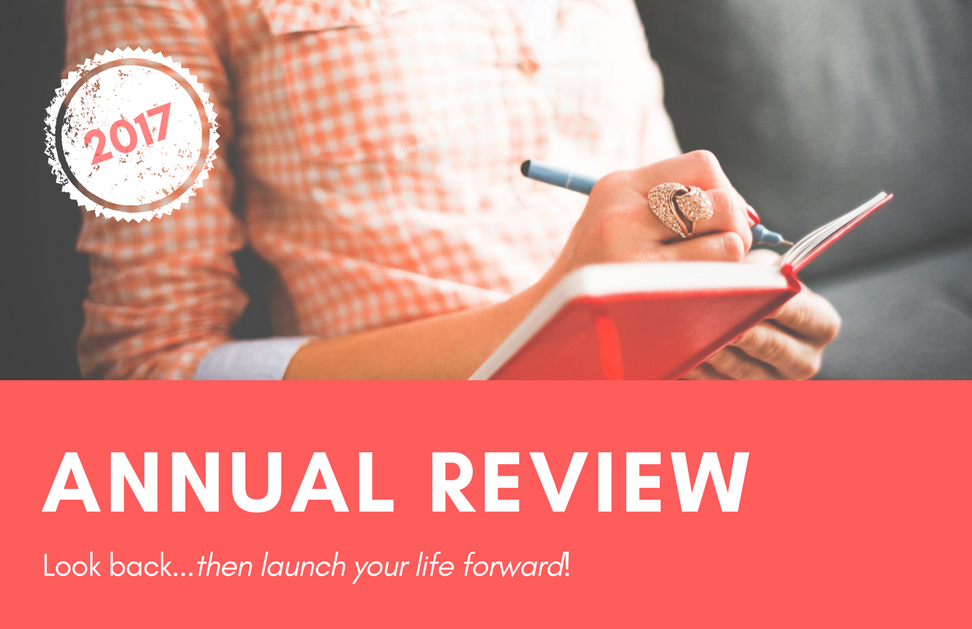 Annual Review Template 2017